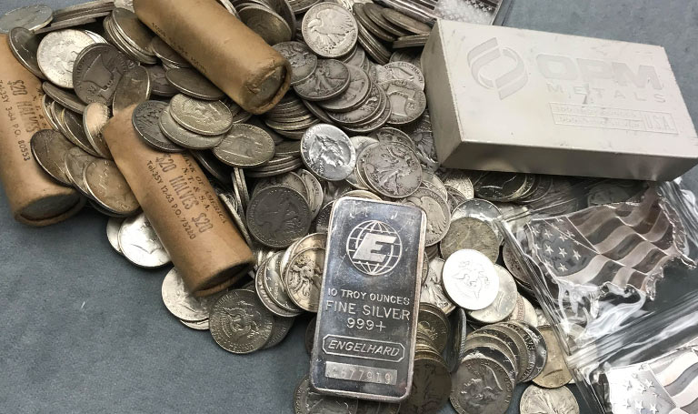 Buy Silver Coin Now   All American Coin Fort Myers Coin Shop