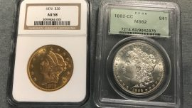 Coin Grading Services Southwest Florida | All American Coin