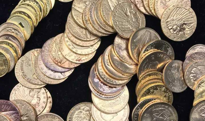 Gold Coin Bargain! The Story of Ann Brainerd   All American Coin Shop Fort Myers