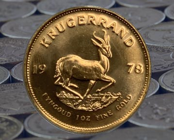 We Buy & Sell Gold Krugerrands | All American Coin Fort Myers Coin Dealers