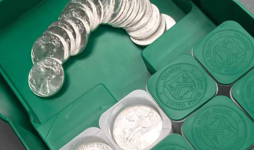 Silver Eagle Shortage 2019   All American Coin - Fort Myers Coin Shop