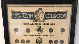 Vintage Coin Boards | All American Coin Shop Fort Myers Florida