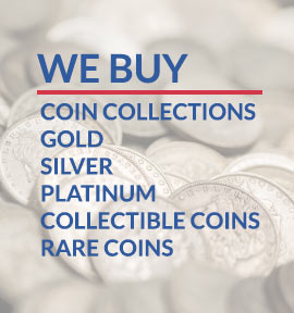 We Buy Coin Collections, Gold, Silver, Platinum, Collectible Coin | All American Coin